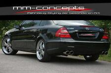 Seitenschweller für Mercedes W211 E Klasse Seitenleisten Sidekirts E63 AMG ABS