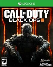 Xbox One 1 Call of Duty Black Ops III 3 NEW Sealed Region Free USA plays on all!