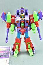 Transformers Botcon Shattered Glass Thundercracker Complete Deluxe 2011