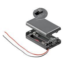 # 5x compartimento de las pilas 3x AAA ENCENDIDO / Apagado Interruptor