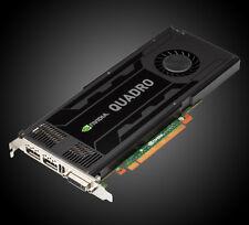 NVIDIA Quadro k4000, 3gb GDDR 5, DVI, 2x DP (PNY VCQK 4000-pb), 3536403342050