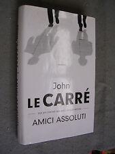 JOHN LE CARRÉ - AMICI ASSOLUTI - CLUB - MONDOLIBRI -MT19