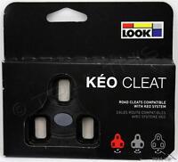 Genuine LOOK KEO Bi-Material Cleats fits Classic, 2 Max, Blade Carbon 0° BLACK