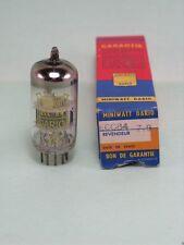 1 tube electronique MINIWATT DARIO ECC84 7.9/vintage valve tube amplifier/NOS