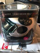 Nima Saati Helmet Bluetooth Speaker NY Jets 12 hour battery life