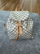 *AUTHENTIC* louis vuitton sperone backpack damier