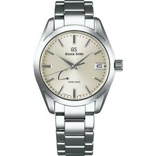 New Grand Seiko Spring Drive Men's Stainless Steel Watch SBGA283