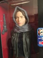 STAR WARS ROGUE ONE SERGEANT JIN HERSO 30 CM Hot Star Wars  Disney Toys Hasbro.