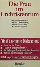 Quaestiones disputatae, Bd.95, Die Frau im Urchristentum von Dautzenberg, Gerhar