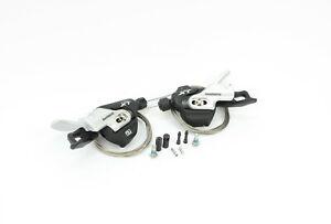 Shimano Deore XT 2/3 & 10 fach I-Spec B Schalthebel Set SL-M780 Trigger Shifter