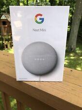 google nest mini 2nd generation chalk