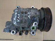 Nissan Micra II 2 K11 1,0i 16V  Klimakompressor Compressor De Clima 2F230-45010