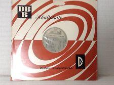 """PC Vinyl 10"""" LP Deutscher Schallplatten Club Hamburger Hafenrundfahrt Hein Timm"""