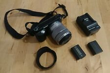 Sony Alpha NEX-3 mirrorless digita Camera Kit with 18-55 F3.5-5.6 OSS Lens APS-C