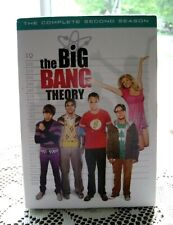 The Big Bang Theory The Complete Second Season ( DVD) Boxed Set