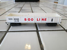 bachmann Soo line gondola Ho scale