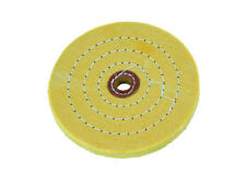 "150 MM (6"") Cleaning and Polishing Pad - use on bench grinders and power drills"
