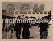 R.E.M. Fanclub Postcard Book 1994