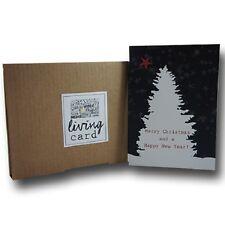 Living Card – die Moderne Weihnachtskarte / Video Karte Grußkarte 4,3 Zoll