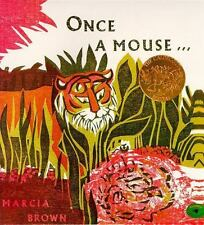 Once a Mouse (Paperback or Softback)