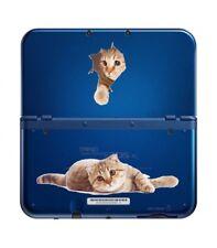 Coque NEW 3DS XL Chat Cat mignon Pet transparente