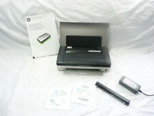 HP Officejet 100 Mobile Inkjet Printer Bluetooth with new ink