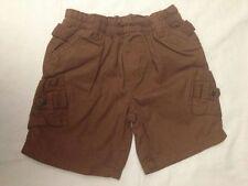Prenatal - pantaloncini corti - colore marrone - taglia 12/18 mesi - 77/83 cm -