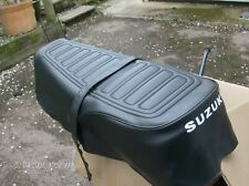 SUZUKI GT125-185 EARLY SEAT COVER