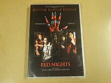 DVD / RED NIGHTS ( FREDERIQUE BEL, CARRIE NG )