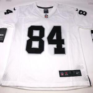Nike Antonio Brown Oakland Raiders Jersey Youth (8) Small