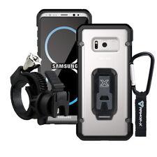 ARMOR-X Smartphone Halterung für Fahrrad & Motorrad - Handyhalterung Handyhalter