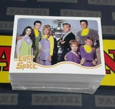 The Complete Lost In Space Sealed Base Set! Promo(s) Included!