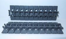 20 x LEGO Technic Grey Tread Links 57518 Chain, Links, Track - Wheels used !!!