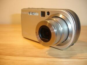 Sony Cyber-shot DSC-P200 7.2MP Digital Camera - Silver