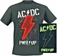 AC/DC - Power up  Exkl. LEUCHT T-Shirt   Size: L  Glow in the Dark 72h Sale NEU