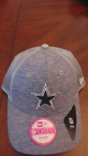 Dallas Cowboys New Era Hat Cap Size Womens Size Embroidered New Adjustable