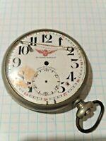 Tavannes Watch Vintage swiss pocket watch.