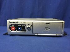 Panasonic Toughbook Arbitrator Police Car Video Camera dvr AG-CPD15P w/bracket