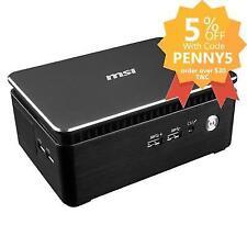 MSI CUBI 3 Silent S I3-7100u M.2 Usb3.1 Dp/hdmi WiFi BT NUC Barebone Kit Mini PC