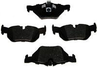 Disc Brake Pad Set-Semi Metallic Disc Brake Pad Rear ACDelco Advantage 14D1171M