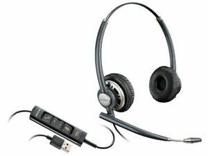 Refurbished Plantronics EncorePro HW725 Headset - Part Number 203478-01
