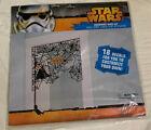RARE-STAR WARS-Halloween-Doorway Web Stickers-Darth Vader, Yoda, Luke Skywalker
