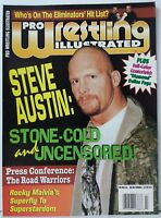Pro Wrestling Illustrated PWI Magazine Issue July 1997 Dallas Page Poster VF