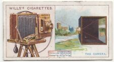 Early Photography Camera Photo Plate Film 100+ Y/O Trade Ad Card