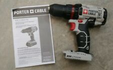 "PCC601 Porter Cable 20V Max Lithium Ion 1/2"" Drill/Driver Open Box No Battery"