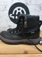 Pajar Men's Snowslide Gearson Leather and Nylon Boots ~ Black ~ Pick Size
