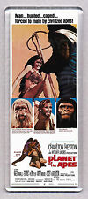 PLANET OF THE APES LARGE movie poster 'wide' FRIDGE MAGNET  -The 68' CLASSIC !