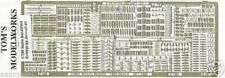 TOM's 1/350 Enterprise Aircraft photo-etched set 3525 x