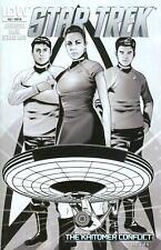 Star Trek (IDW) #28 Incentive Erfan Fajar 1:10 Sketch Cover