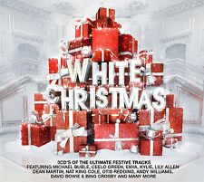 VARIOUS ARTISTS - WHITE CHRISTMAS (NEW EDITION): 3CD ALBUM SET (2013)